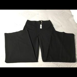 Max Studio Wide Leg Stretch Pants M